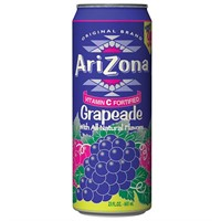 ARIZONA CAN GRAPEADE - 24 st