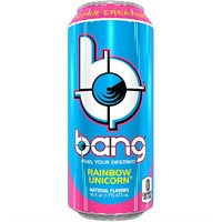 BANG RAINBOW UNICORN 50CL