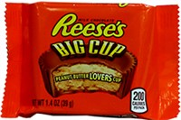 REESES BIG CUP - 16 st
