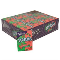 NERDS WILDCHERRY WATERMELON - 36 st