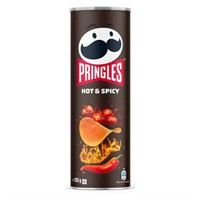 PRINGLES HOT & SPICY obs! 200G