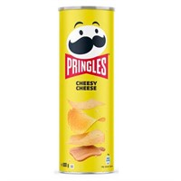 PRINGLES CHEESY CHEESE obs! 200 GR