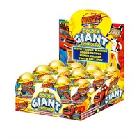 BLAZE GOLDEN GIANT EGGS - 12 st