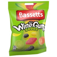 WINEGUM SOUR obs! 190G - 12 st