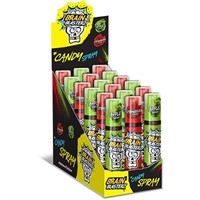 SOUR SPRAY CANDY - 18 st