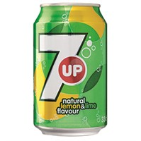 33CL 7-UP - 24 st
