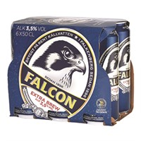 Falcon Extra brew 3,5% 6x50cl - 4 st