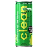 CLEAN DRINK PÄRON 33 cl - 24 st