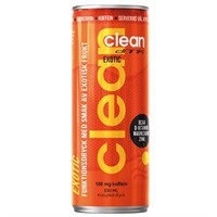 CLEAN DRINK EXOTIC 33 cl - 24 st