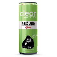 CLEAN RSCUED BY CLEAN ÄPPLE 33CL