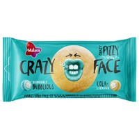 CRAZY FACE FIZZY 60 g - 24 st