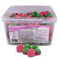 SUGARED FILLED WATERMELONS (HALAL)