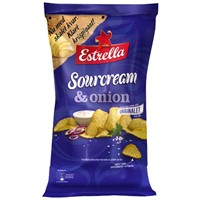 175G SOURCREAM ONION CHIPS - 21 st
