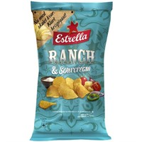175G RANCH & SOURCREAM CHIPS - 21 st