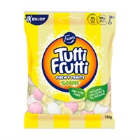 Tutti Frutti Chewy Fruits Sour 70g