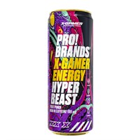 PRO BRAND X-GAMER FRUIT PUNCH 33CL