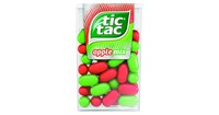 TIC TAC APPLE MIX 18 GR