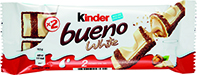 KINDER BUEONO WHITE - 30 st