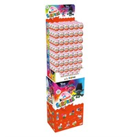 KINDER SURPRISE ROSA 1-PACK EXPO(192st)