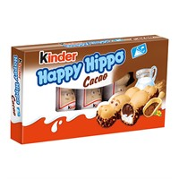 Happy Hippo OBS! 5-PACK 21 Gr (10st)*AA