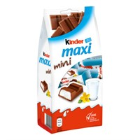 KINDER MAXI MINI  PÅSE 120 GR