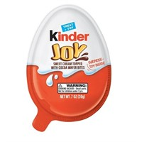 KINDER JOY 1-PACK (24st)