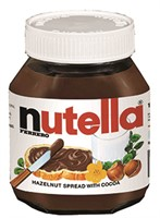 NUTELLA 200 GR - 15 st