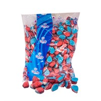 VIDAL BLUE RASPBERRY SWEET CAKES 2KG
