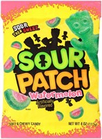 SOUR PATCH WATERMELON 160G