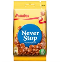 NEVER STOP 100G - 18 st