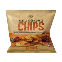 KETTLE COOKED PAPRIKA 15X150G