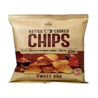 KETTLE COOKED SWEET BBQ 15X150G