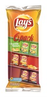 165 g LAYS 6-PACK - 14 st