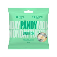 CANDY SOUR FISH 50G