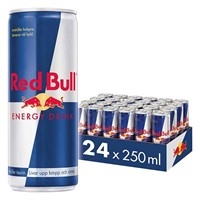 25CL RED BULL - 24 st