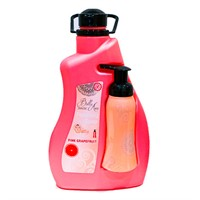Foaming Soap Pink Grapefruit 2L