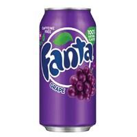 FANTA GRAPE 35,5CL