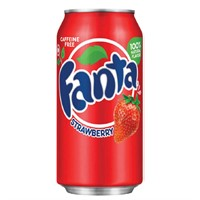 FANTA STRAWBERRY 35,5CL