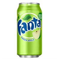 FANTA GREEN APPLE 35,5CL