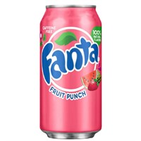 FANTA FRUIT PUNCH 35,5CL