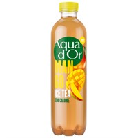 AQUADOR ICE TEA MANGO  50CL