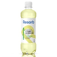 Resorb Recharge  Elderflower/Lime 50 cl