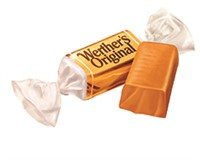 WERTHERS CHEWY TOFFEES - 3 kg