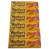 WERTHERS SOFT CARAMEL 48 g - 24 st