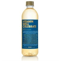 VITAMIN WELL CELEBRATE 50CL LTD. - 12 st