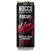 NOCCO FOCUS 2 MELON CRUSH 33 CL