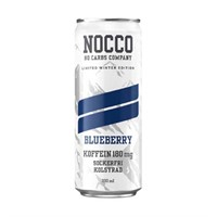 NOCCO Winter Ed.Blueberry  33 CL