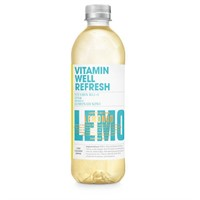 VITAMIN WELL REFRESH LEMONAD 50CL